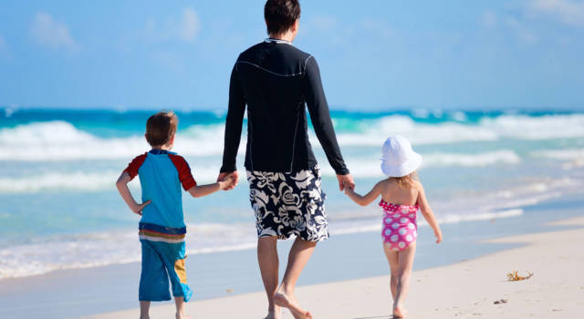 Viaggi organizzati per single con figli