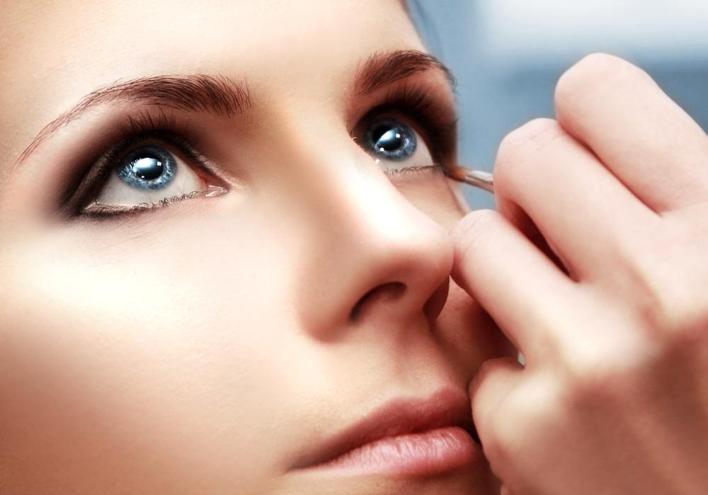 Occhi Viso Eyeliner Makeup