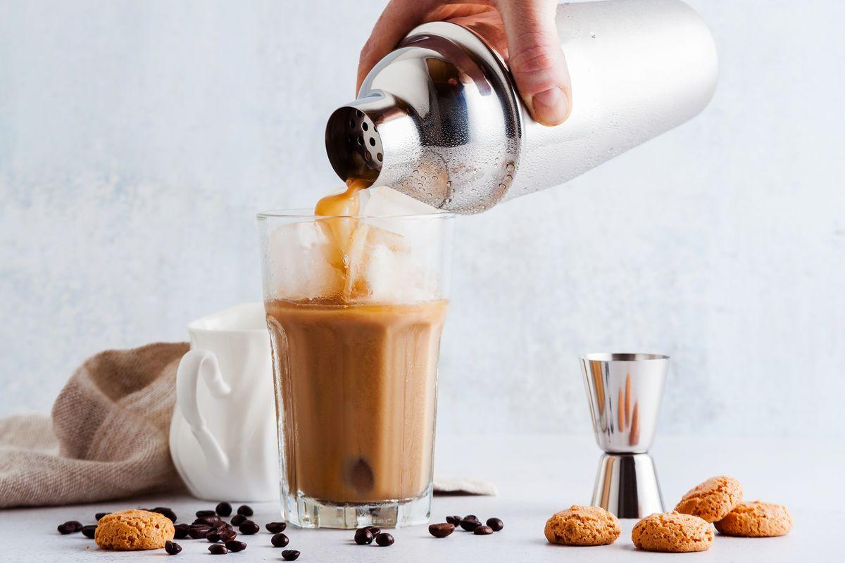 Caffè Shakerato Drink