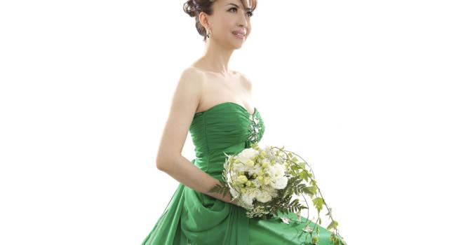 Colori originali abito da sposa