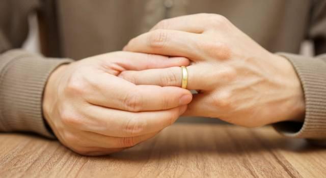Quando l'ex marito si risposa: cosa succede