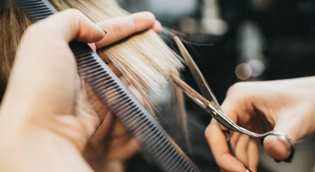 Ogni quanto tempo spuntare i capelli tinti