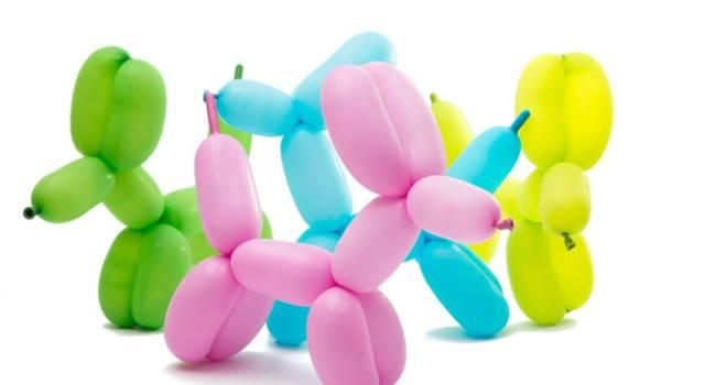 Come creare forme con i palloncini