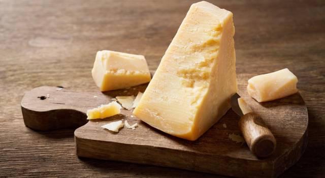 Come conservare il parmigiano in frigorifero