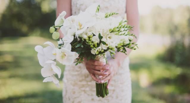 Come scegliere bouquet da sposa in inverno