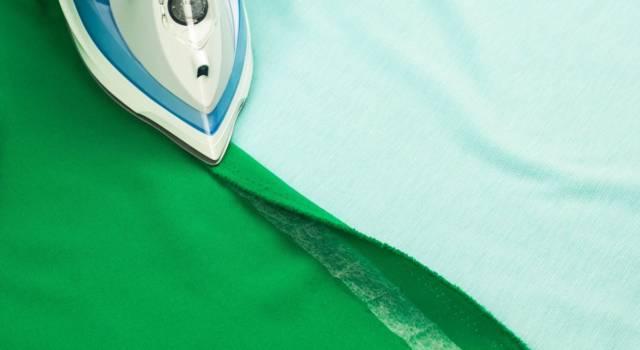 Come stirare una camicia perfetta e senza pieghe?