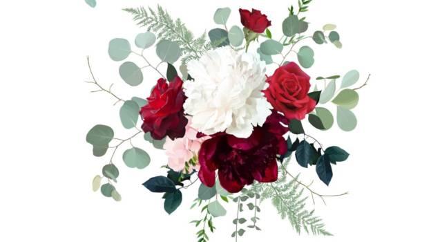 Idee centrotavola fiori nozze in estate