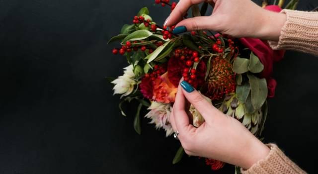 Come fare una composizione di fiori metaflor