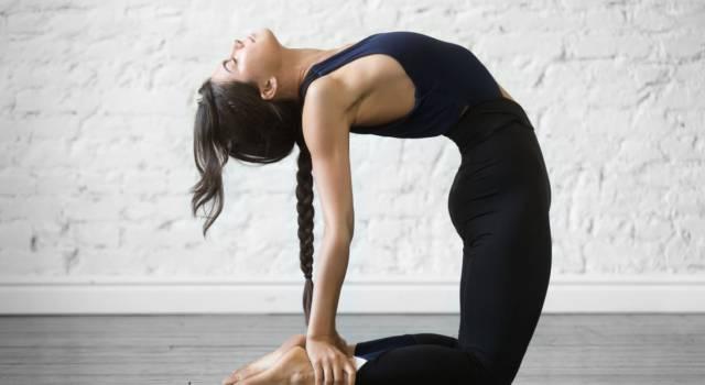 Posizioni yoga per migliorare l'eros
