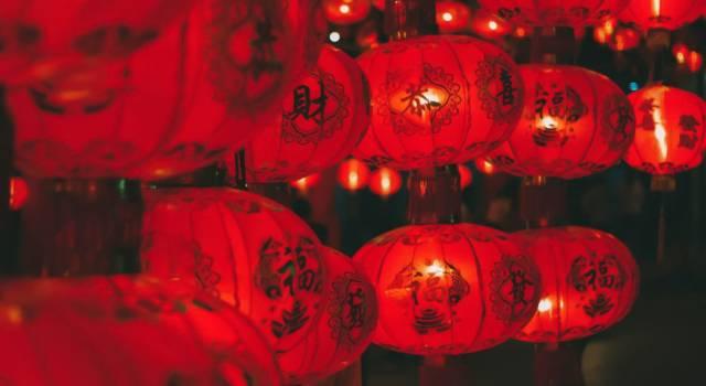 Che cosa sono le lanterne rosse cinesi