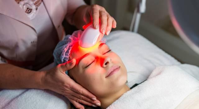 Quanto costa seduta luce pulsata al viso
