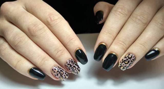 Idee nail art per unghie corte