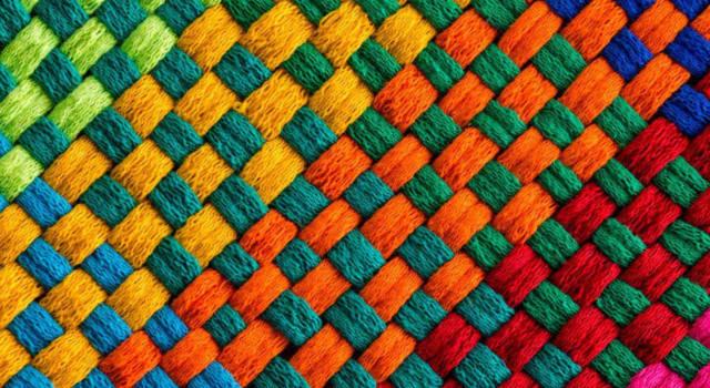 Come fare un tappeto intrecciato