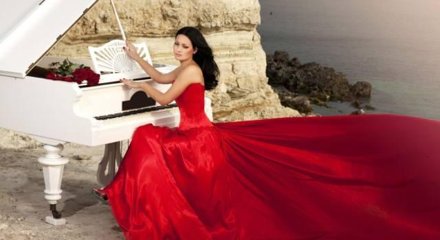 Trucco sposa per abito rosso