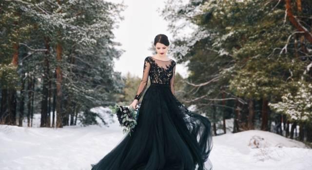 Cosa significa sognare un abito da sposa nero