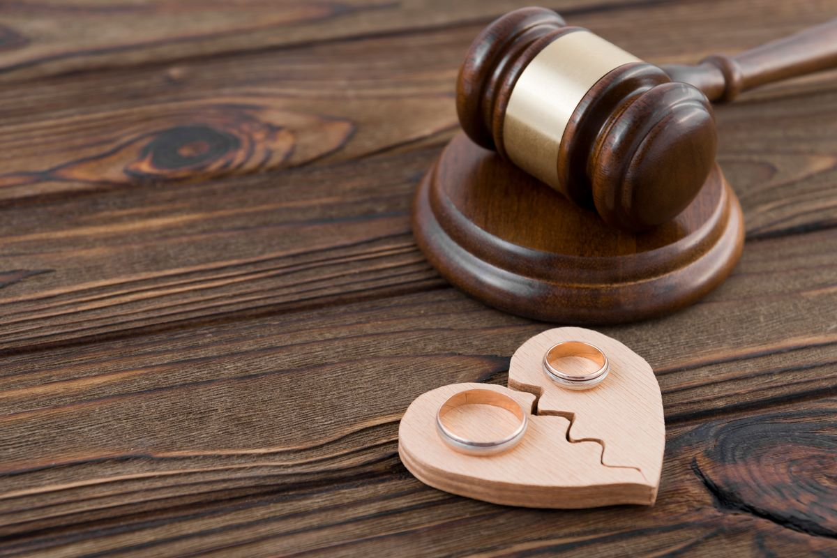 divorzio fedi tribunale