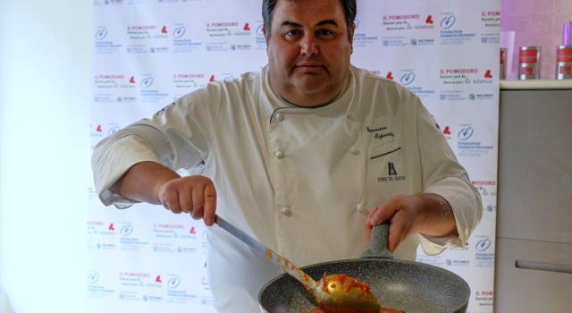 Chi è Gennaro Esposito, lo chef stellato e volto tv