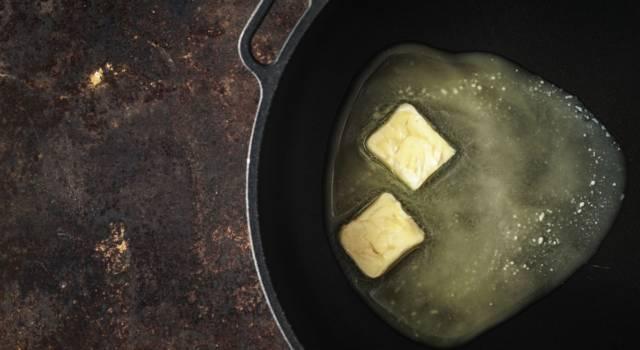 Di cosa è fatto il burro