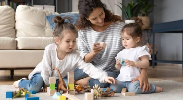 Requisiti babysitter per neonati