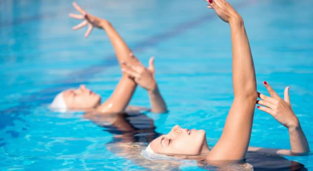 Come diventare giudice di nuoto sincronizzato