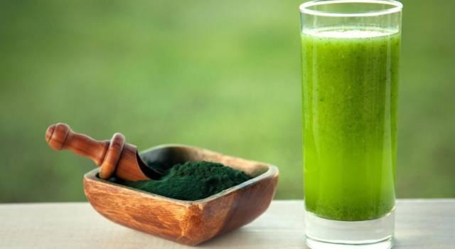 Come usare Alga Spirulina per dimagrire