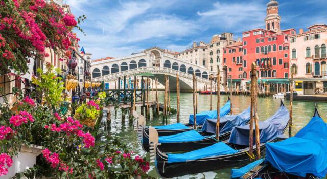 Quanto costa mangiare all'Harry's Bar a Venezia