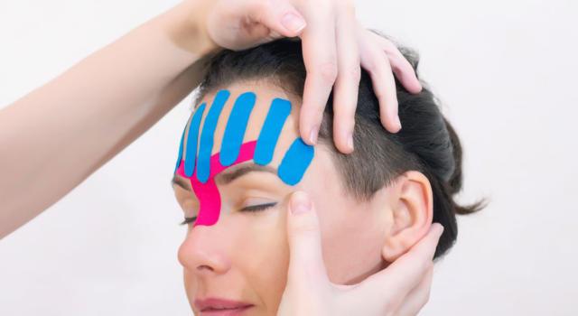 Quanto costa taping viso di Becos