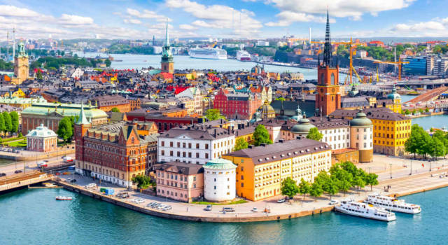 Idee per un week end a Stoccolma