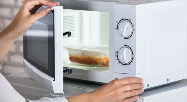 Quanto tempo serve per scongelare la mozzarella nel microonde