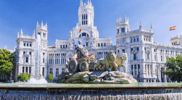 Città d'arte in Europa: Madrid
