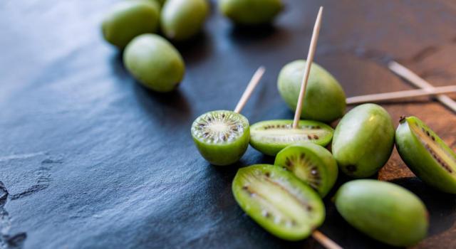 Quante calorie contiene il mini kiwi nergi