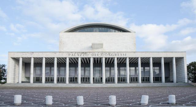 Dove parcheggiare Palazzo dei Congressi Roma