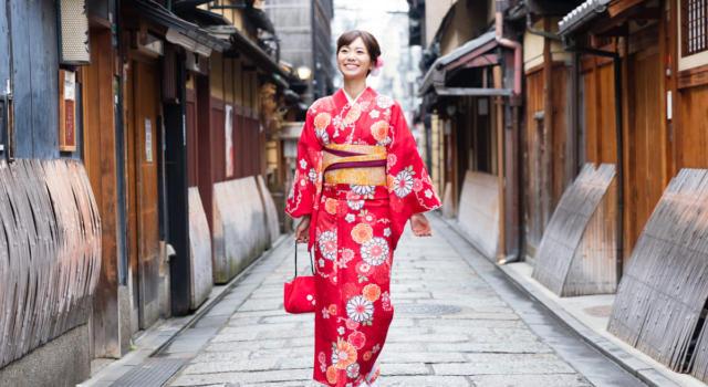 Come abbinare il kimono?