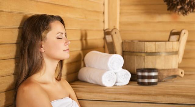 Cos'è sauna ad infrarossi