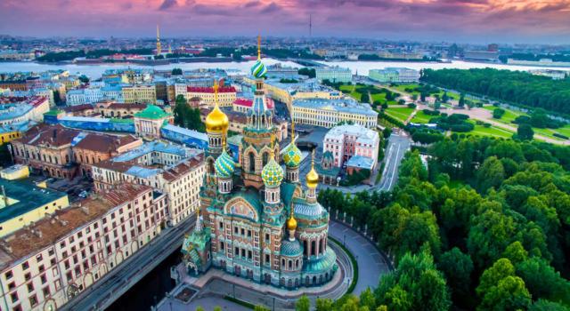 Come vestirsi in vacanza a novembre a San Pietroburgo
