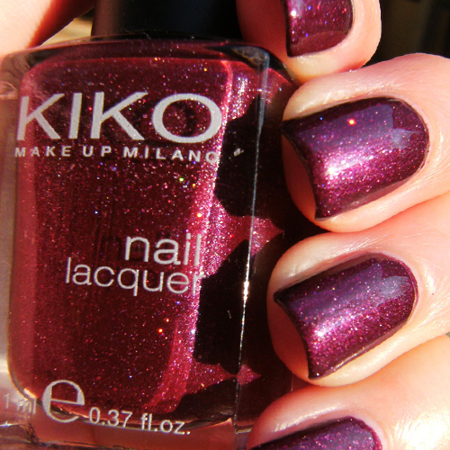 Kiko 246 Dark Cranberry