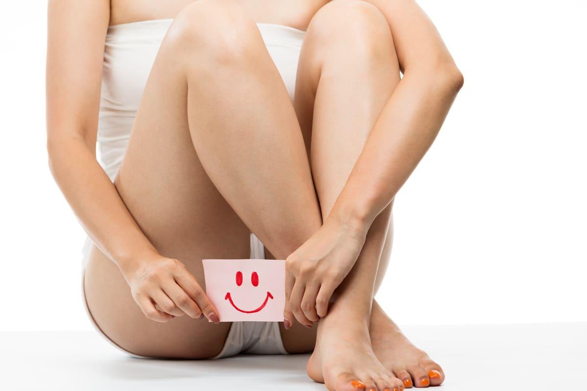 Corpo donna smile intimo
