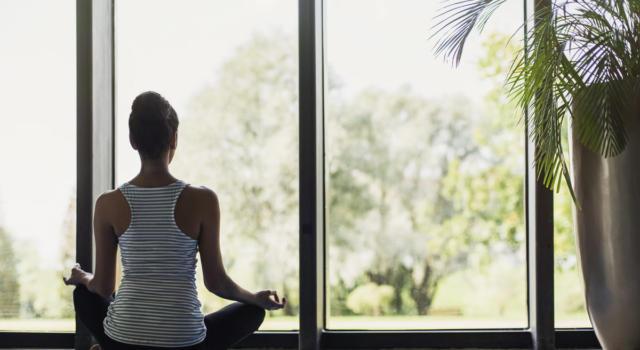 Posizioni yoga per principianti