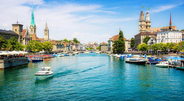Come vestirsi in vacanza a novembre a Zurigo
