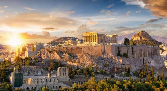 Cinque cose da fare ad Atene