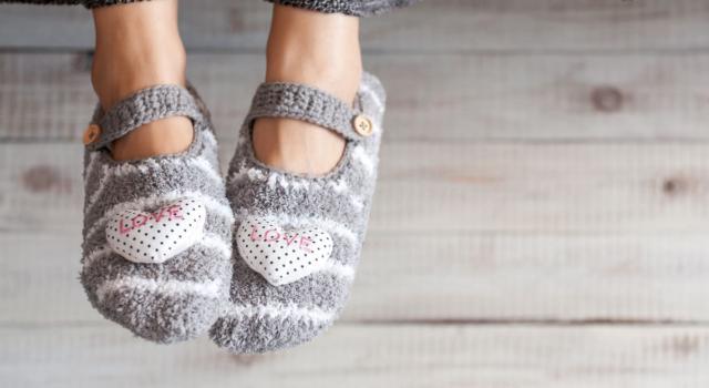 Come lavare pantofole in lana cotta