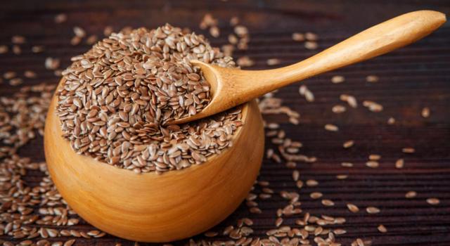 Quanti semi di lino usare per gel capelli