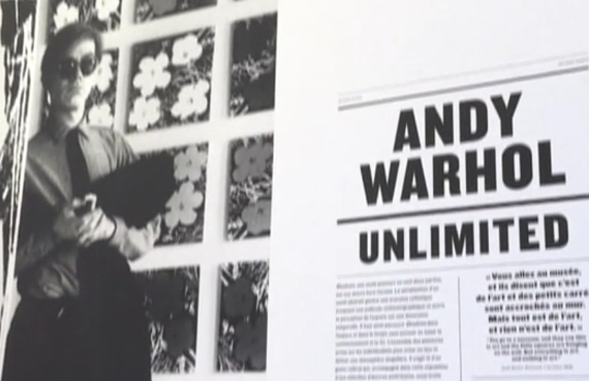 """Warhol Unlimited"", a Parigi la mostra al Museée d'Art Moderne – VIDEO"