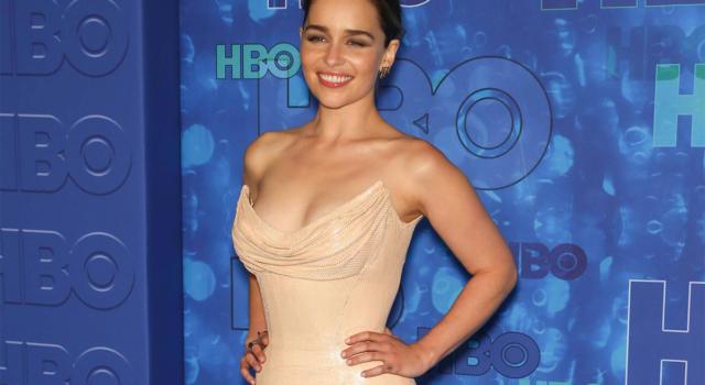 Quanto è alta Emilia Clarke