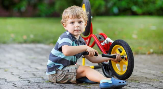 Bambini iperattivi: quando non è semplicemente vivacità