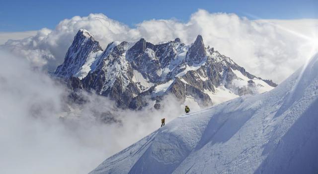Chi è Stefano Maniscalco di Monte Bianco