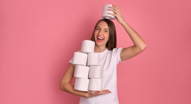 Quanto tempo tenere la carta igienica per fare i capelli ricci