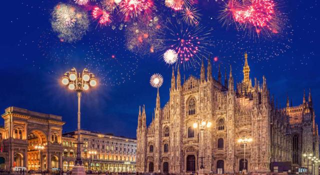 Capodanno 2017 in piazza a Milano