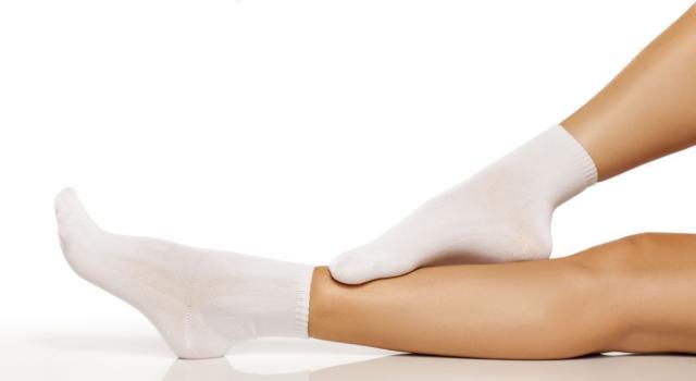 Come abbinare le calze bianche