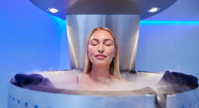 Come curare la ritenzione idrica con la crioterapia